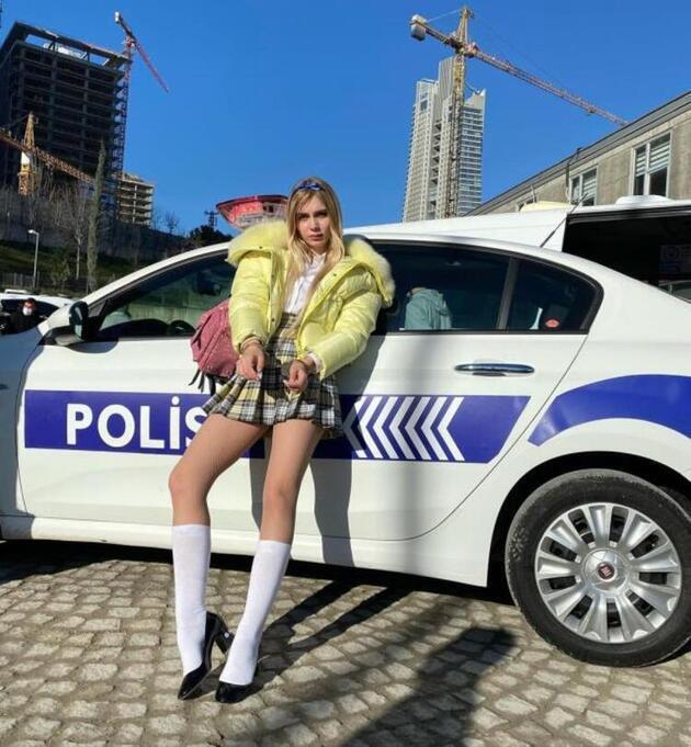 Aleyna Tilki oyunculuğun zor olduğunu söyledi