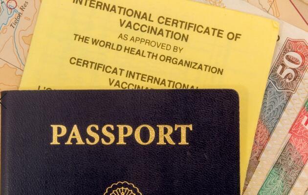 Avrupa Birliği'nden 'aşı sertifikası' kararı