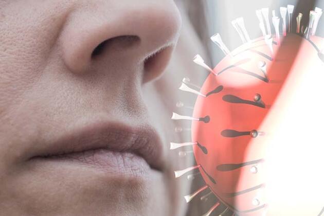 Covid-19 virüsünü 1 dakikada öldüren burun spreyi geliştirildi