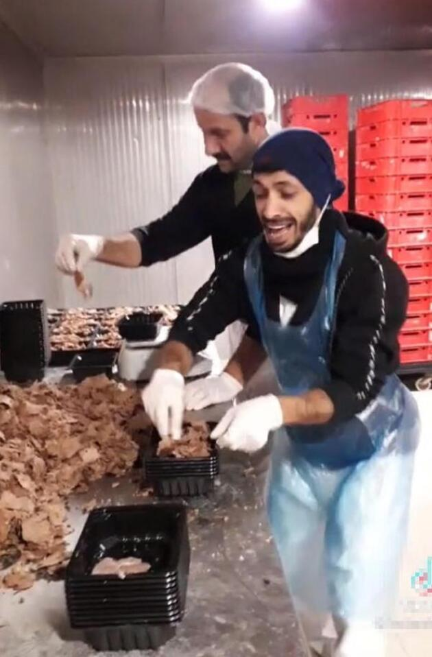 Dönerle video çekmişlerdi:  Yiyecekler imha edilecek