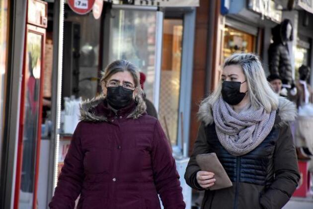 Edirne'de vaka sayıları yüzde 90 azaldı