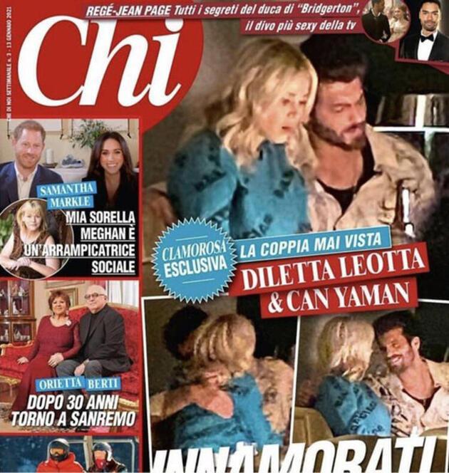 Can Yaman İtalya'da manşetlerden inmiyor! Flaş iddia