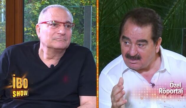 İbo Show'da Mehmet Ali Erbil rüzgarı! Duygusal anlar yaşandı