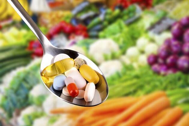 Salgında kullanımı arttı! Takviye edici gıdalar için 'doz' uyarısı: Zehir etkisi yapabilir!