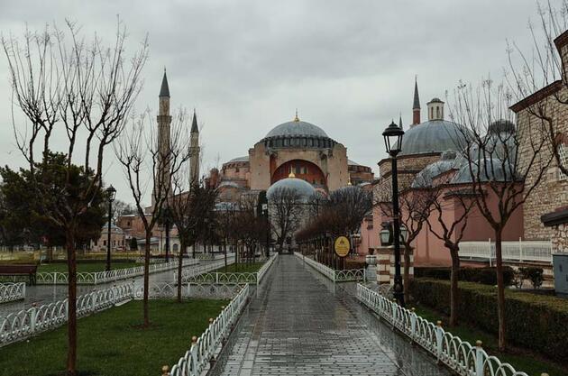 İstanbul'da kısıtlama sessizliği hakim