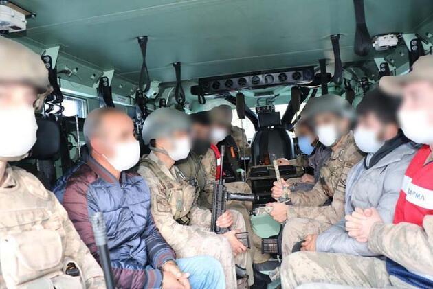 Diyarbakır'da, 'Eren-2 Narko-Terör TırpanOperasyonu'nda 19 tutuklama