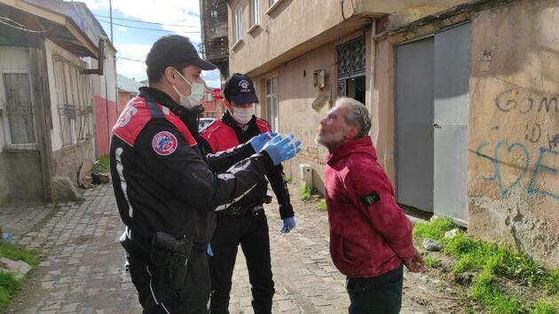 İğrenç olay! Gözaltına alındı