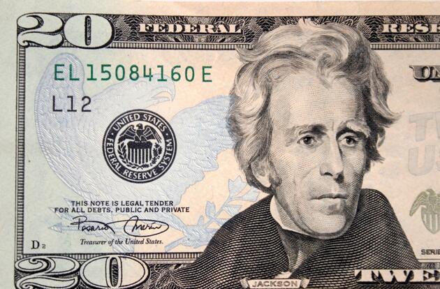 Biden çalışmaları yeniden hızlandırdı: ABD'de 20 dolarlık banknot değişiyor