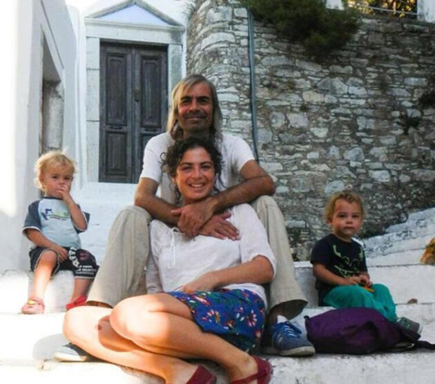 Yeşim Büber ikizleriyle bambaşka bir hayata başladı