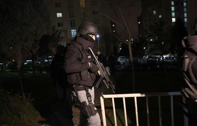 İstanbul'da DEAŞ operasyonu: Gözaltılar var