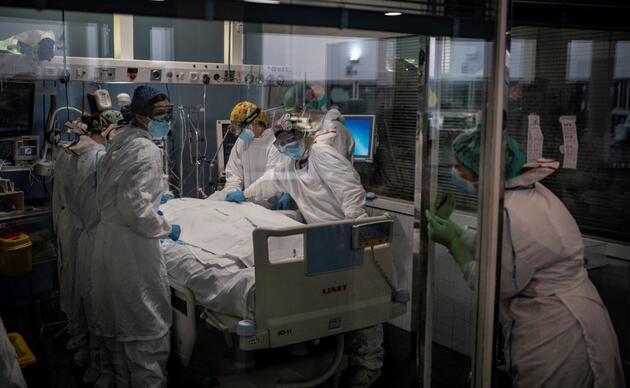 DSÖ'den COVID-19 hastalarının tedavisi ile ilgili yeni tavsiyeler
