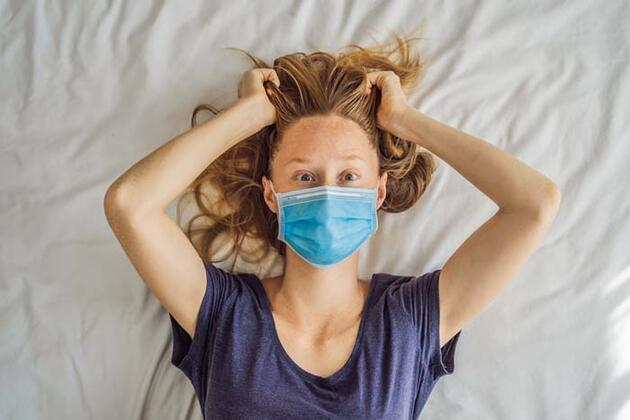 Pandemi döneminde artan depresyona karşı bunlara dikkat!