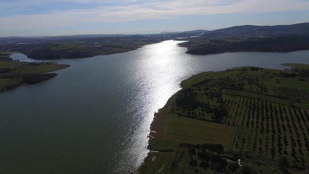 İstanbul'unbarajlarındaki su seviyesi yüzde kaç oldu?