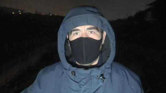 Esenyurt'ta korkutan köpük: Koku mahalleyi sardı