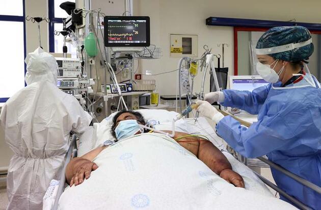 Yoğun bakım doktorlarından Kovid-19 için rehavet uyarısı yaptı