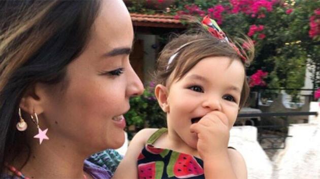 Bengü'nün kızı Zeynep ile olan paylaşımına beğeni yağdı