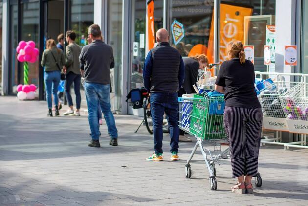Düğmeye basıldı: Marketlerde yeni dönem
