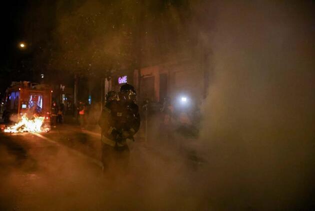 İspanya'da ortalık yangın yeri! Kaos devam ediyor