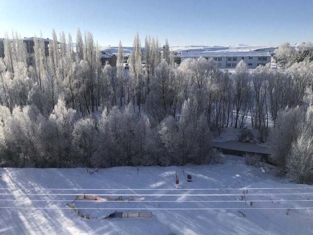 Eksi 27 ile Türkiye'nin en soğuk yeri oldu