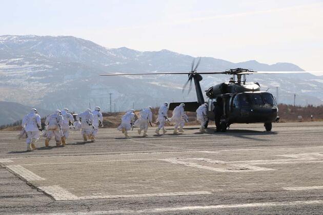 Tunceli'de teröre ağır darbe! 600 terörist sayısı 20'lere düştü