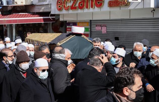 Son dakika... Muhammed Emin Saraç son yolculuğuna uğurlandı