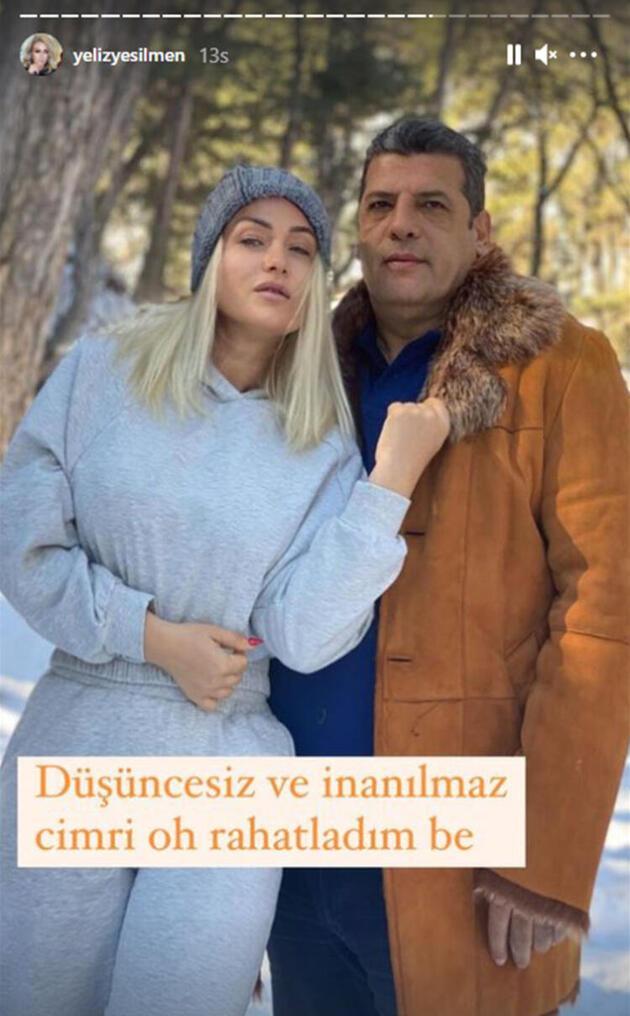 Yeliz Yeşilmen: Tam da bu fotoğraf sonrası birbirimize girdik!