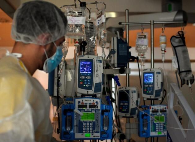 ABD'de koronavirüs nedeniyle ölenlerin sayısı 500 bini aştı