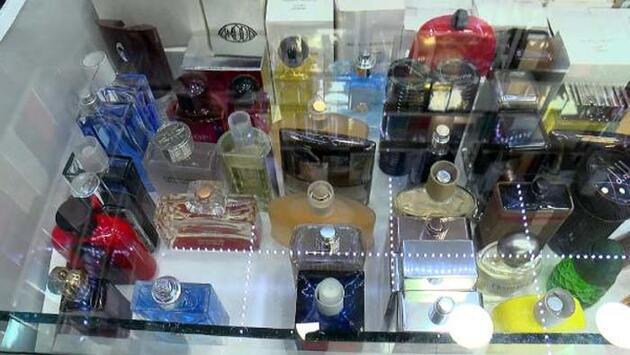 Sahte parfüme dikkat! Cilt kanserini tetikliyor, solunum sıkıntılarına yol açıyor
