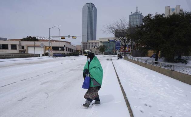 Teksas'ta soğuktan ölüme 100 milyon dolarlık ilk ihmal davası