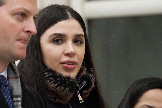 Meksikalı uyuşturucu örgütünün elebaşı El Chapo'nun eşi ABD'de tutuklandı