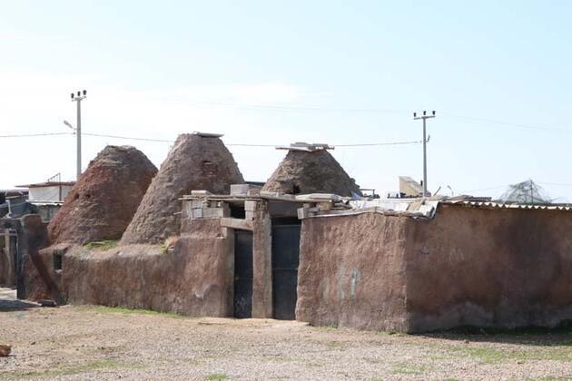 Dünyada 3 ülkede yer alıyor! Harran'ın konik kubbeli evlerinin şaşırtan özelliği