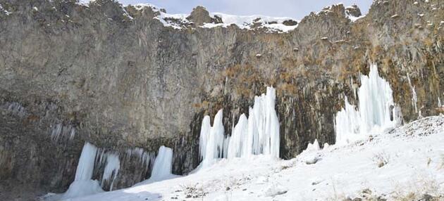 Görsel şölen sunan Diyadin Kanyonu, 'Nitelikli Doğal Koruma Alanı' oldu