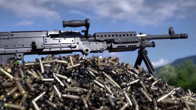 Yerli ve milli makineli tüfek seri üretime hazır