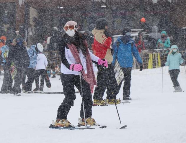"İstanbul'a ""komşu"" kayak merkezi: Kartepe"