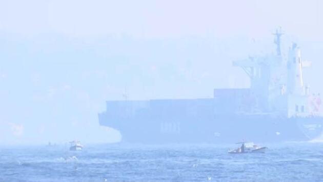 """İstanbul'da hava kirliliği """"hassas"""" seviyeye ulaştı"""