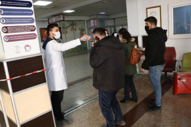 Vaka sayıları azaldı, Hakkari'de yoğun bakımlar boş kaldı