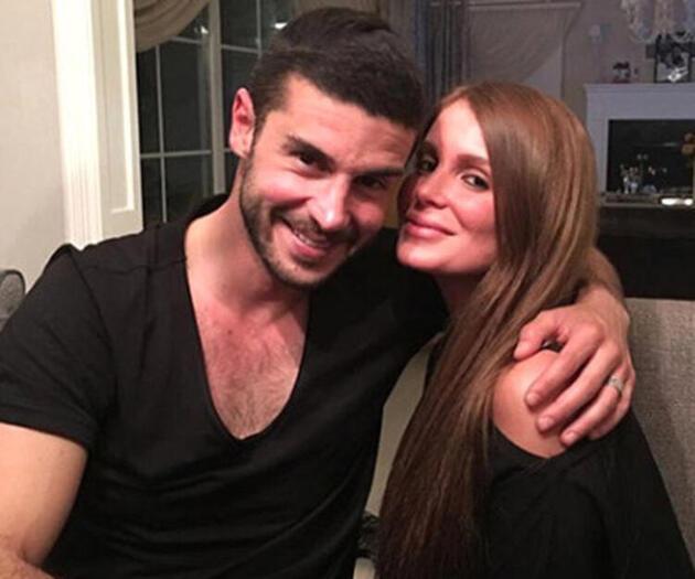 Takılan saati geri istedi! Berk Oktay'dan Merve Şarapçıoğlu'na yanıt