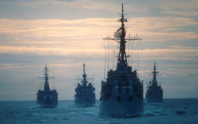 Dünyanın en güçlü donanmaları belli oldu: Listede Türkiye de var