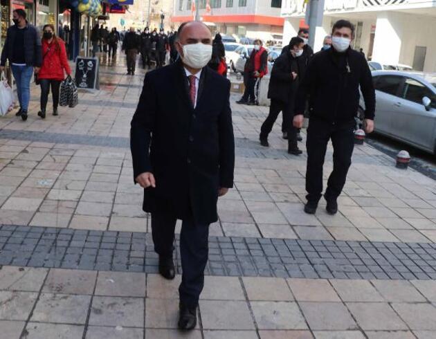 Kayseri'de koronavirüs vakalarında tedirgin eden artış