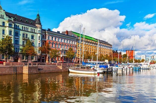 """Finlandiya'dan dikkat çeken yeni uygulama: """"Helsinki'de 90 gün yaşam denemesi"""""""