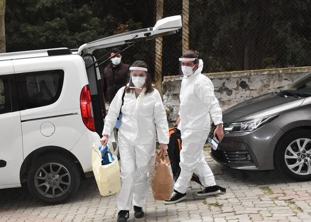 Trakya'da koronavirüs yükselişe geçti, önlemler artırıldı