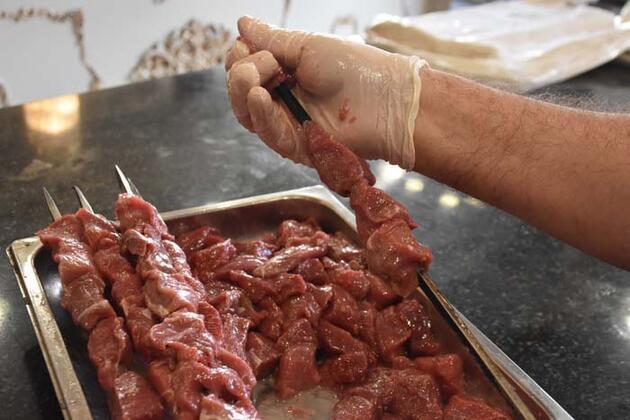 Gaziantep'in damak çatlatan lezzeti! Gelen tadına bakmadan dönmüyor