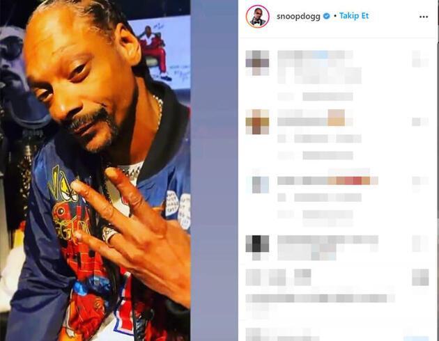 Snoop Dogg'un Yıldız Tilbe paylaşımı heyecanlandırdı