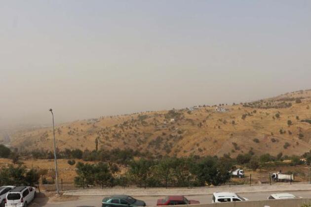 'Çöl tozları' Türkiye yolunda: Virüs havada fazla kalıyor, maske takın