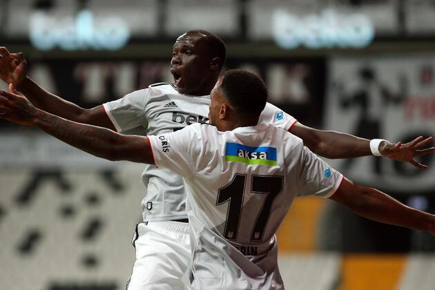 Beşiktaş'ta Larin ve Aboubakar 5 takımı geride bıraktı!