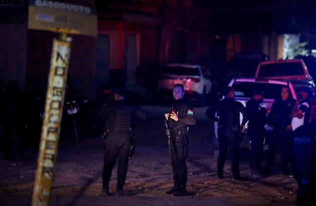 Meksika'da eve silahlı saldırı: 11 kişi öldü, 2 kişi yaralandı