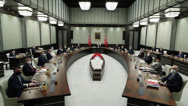 Normalleşmede kritik gün: Kabine toplantısı başladı