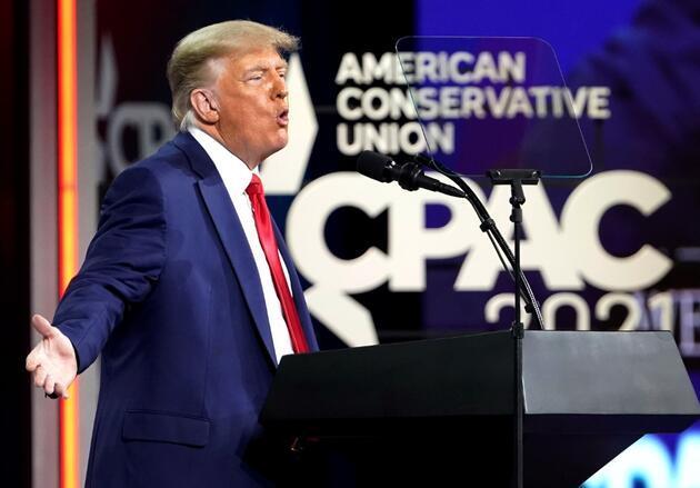 Donald Trump aylar sonra geri döndü: Tekrar başkanlık için aday olacak mı?
