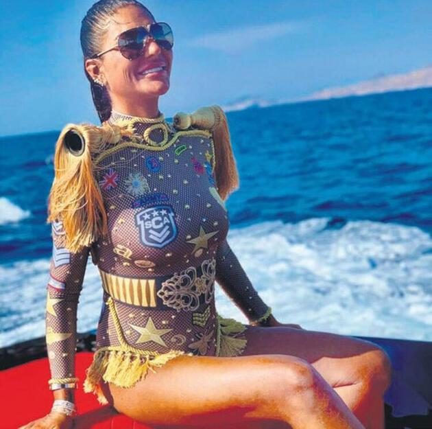 Süreyya Yalçın'ın 1 milyon TL'lik Bodrum aşkı