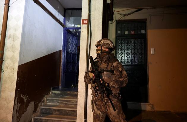 İstanbul merkezli 5 ilde operasyon: 20 şüpheli yakalandı